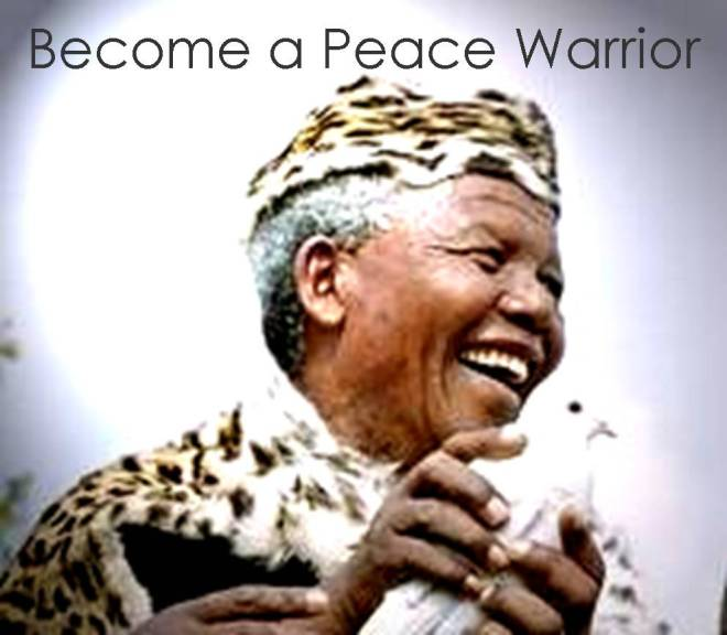 Peace madiba