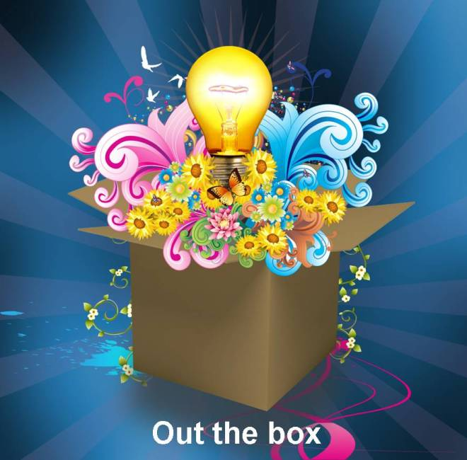 Aquarius New moon: Think out the box