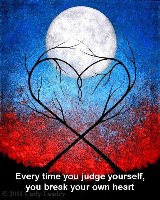 Judge break heart