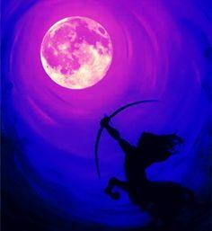Sag moon
