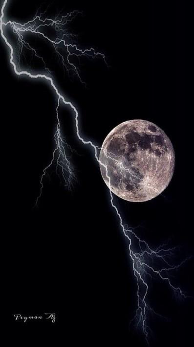 lightning-moon