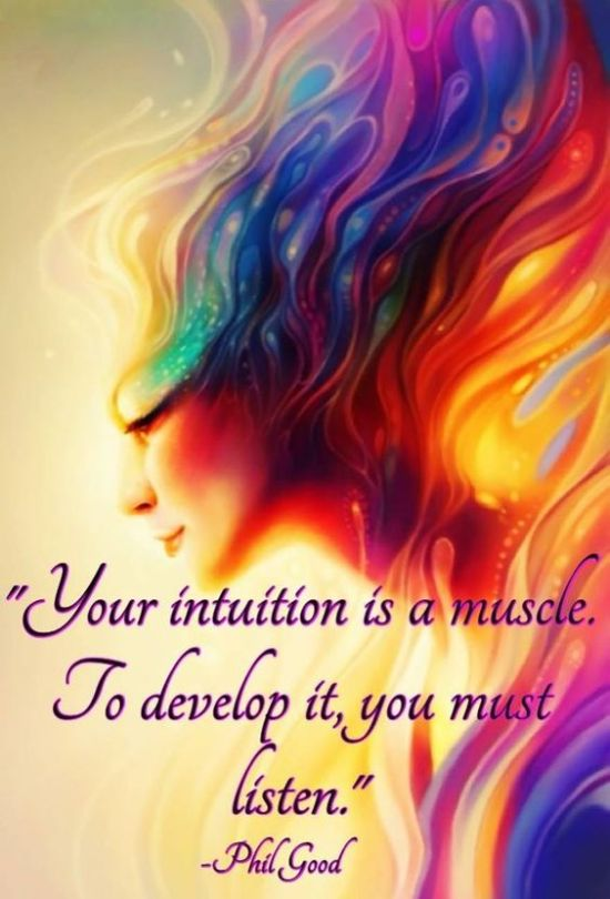 intuition muscle