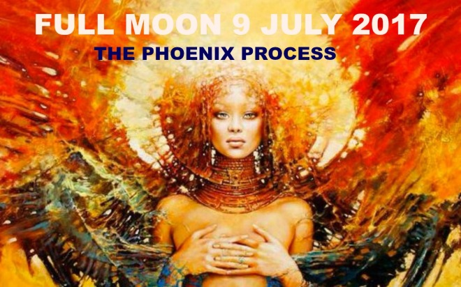 Full Moon 9 July