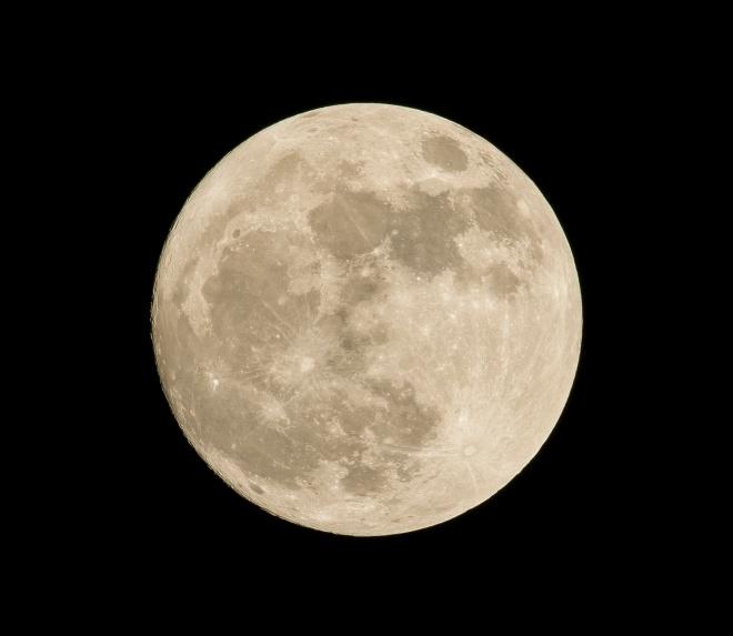 Moon october